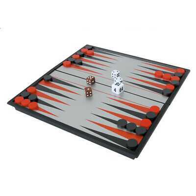 Board Game Intellect Develop Travel Logical Thinking Home Adults Kids Backgammon