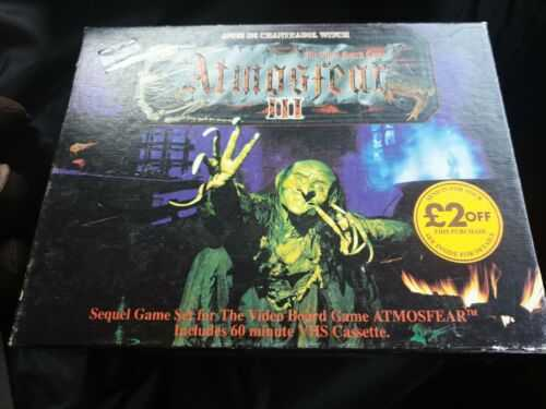 ATMOSFEAR 3 Anne De Chantraine. Witch  (Spears Games) - Expansion Set